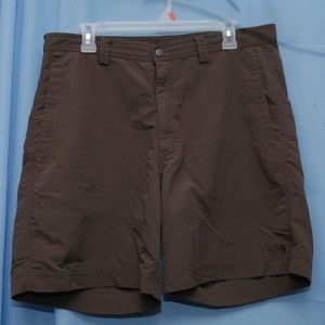 North Face Brown Shorts
